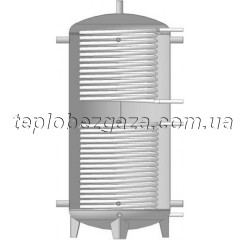 Аккумулирующий бак (емкость) Kuydych ЕА-11-500-X/Y без изоляции