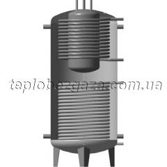 Акумулюючий бак (ємність) Kuydych ЕАB-11-1500-X/Y (160 л) без ізоляції