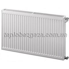 Сталевий радіатор Purmo Compact 11 H300 L500/бокове підключення