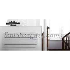 Трубчастий радіатор Zehnder Nova horizontal NHLLHL35/35 H350