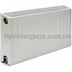 Сталевий радіатор Kermi FKO 33 H300 L1100/бокове підключення