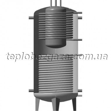 Аккумулирующий бак (емкость) Kuydych ЕАB-11-2000-X/Y (160 л) без изоляции