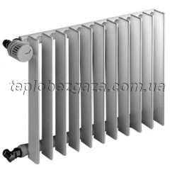 Трубчатый радиатор Zehnder Excelsior H500, L1800