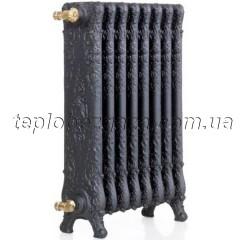 Чугунный радиатор Guratec Fortuna 6 секций