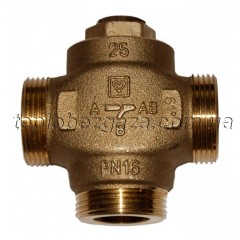 Смешивающий 3-хходовой клапан HERZ TEPLOMIX DN 25, DN 32