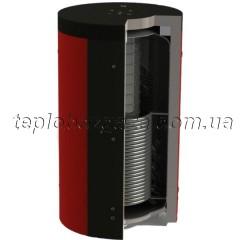 Акумулюючий бак (ємність) Kuydych ЕАB-01-1500-X/Y (160 л) з ізоляцією 100 мм