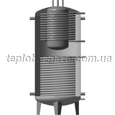 Акумулюючий бак (ємність) Kuydych ЕАB-11-1500-X/Y (250 л) без ізоляції