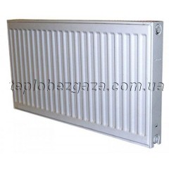 Стальной радиатор Demrad 11 H500 L1400/боковое подключение