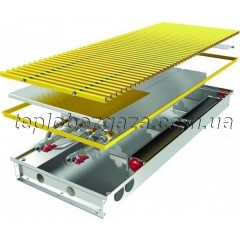 Конвектор внутрішньопідлоговий Конвектор КПТ 390х125х2250 DC (постійного струму 24 V)
