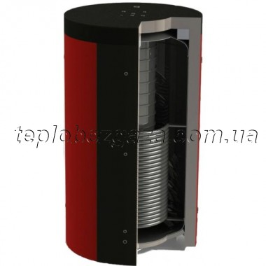 Акумулюючий бак (ємність) Kuydych ЕАB-01-2000-X/Y (160 л) з ізоляцією 100 мм
