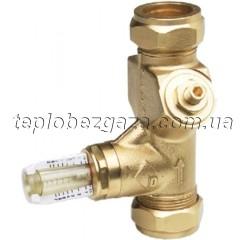 Балансировочный вентиль Watts Wattflow SRV-KVSR 22/20/4-36ВР