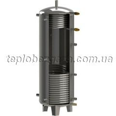 Акумулюючий бак (ємність) Kuydych ЕАI-11-1500-X/Y (d 25 мм) з ізоляцією 100 мм