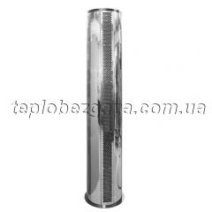 Теплова завіса Тепломаш КЕВ-24П6041Е колона (корпус з нержавіючої сталі)