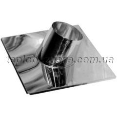 Крыза 0º-15º нержавейка Версия Люкс D-125 мм толщина 0,6 мм