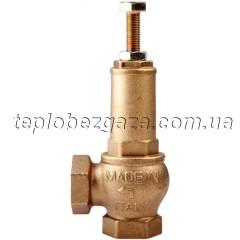 Запобіжний клапан кутовий ICMA 1
