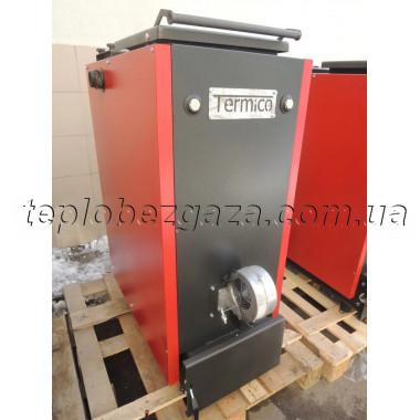 Котел шахтный Termico КДГ 50 кВт на механическом управлении / Холмова Термико
