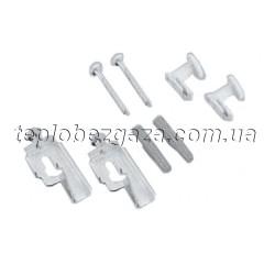 Набір кронштейнів для панельних радіаторів з крючками PURMO 300-900/2fach