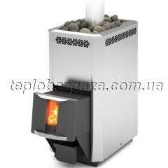 Дровяная банная печь Теплодар Сахара 24 ЛНЗП (профи)