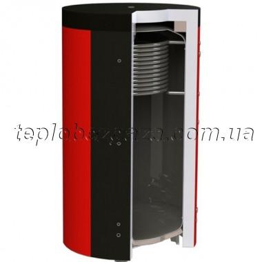Аккумулирующий бак (емкость) Kuydych ЕА-10-500-X/Y с изоляцией 80 мм