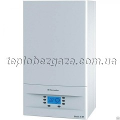 Газовий котел настінний Electrolux GCB 18 Basic Space Fi