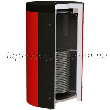 Аккумулирующий бак (емкость) Kuydych ЕА-01-500-X/Y с изоляцией 80 мм