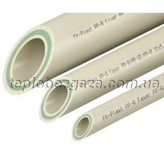 Труба FV-Plast FASER ПН 20 со стекловолокном 90 мм