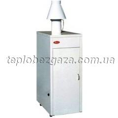 Газовый котел напольный Данко Ривнетерм 96 Honeywell (каскад)