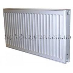 Сталевий радіатор Demrad 11 H500 L1100/бокове підключення