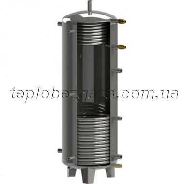 Акумулюючий бак (ємність) Kuydych ЕАI-11-1000-X/Y (d 25 мм) без ізоляції