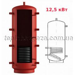 Теплоакумулятор Energy 600л з нижнім теплообмінником з теплоізоляцією (буфер Энергія)