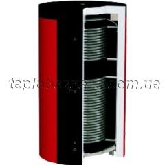 Аккумулирующий бак (емкость) Kuydych ЕА-11-500-X/Y с изоляцией 100 мм