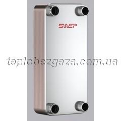 Теплообменник пластинчатый паяный SWEP B120T