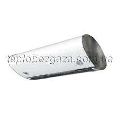 Теплова завіса Тепломаш КЕВ-12П6011Е еліпс(корпус з полірованої сталі)