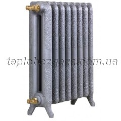 Чавунний радіатор Guratec Merkur 970 8 секцій