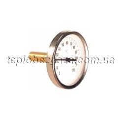 Термометр биметаллический Watts F+R801 63/42 1/2