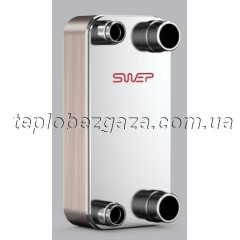 Теплообменник пластинчатый паяный SWEP B185