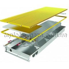 Конвектор внутрішньопідлоговий Конвектор КПЕ 390х85х2750