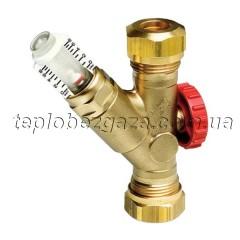 Балансировочный клапанWatts Wattflow SRVOL-KSVR-IG 22/20/2-16