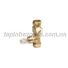 Балансировочный вентиль Watts WATT FLOW SRV15-AG BP