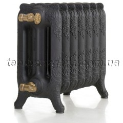 Чавунний радіатор Guratec Apollo 350 10 секцій