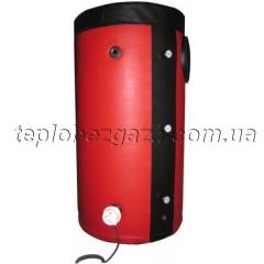 Теплоаккумулятор ARS 1500 W с утеплением, со змеевиком ГВС