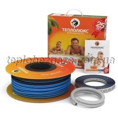 Тепла підлога Теплолюкс двожильний кабель 20ТЛБЕ 2-5