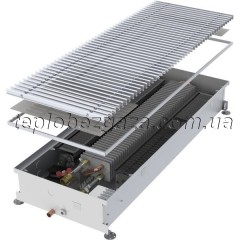 Конвектор внутрипольный Minib РТ 2500/125/303 (бес вентилятора)