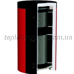 Акумулюючий бак (ємність) Kuydych ЕА-11-3500-X/Y з ізоляцією 80 мм