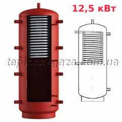 Теплоакумулятор Energy 600л з верхнім ГВП-теплообмінником з теплоізоляцією (буфер Энергія)