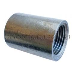 Муфта сталева Ду 25 1
