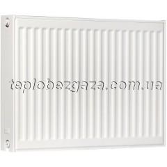 Сталевий радіатор Warme Kraft 22 H500 L1000/бокове підключення