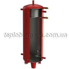 Акумулюючий бак (ємність) Kuydych ЕАI-10-500-X/Y (d 32 мм) з ізоляцією 100 мм