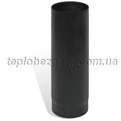 Дымоходная труба из низколегированной стали Версия Люкс (2 мм) L-0,5 м D-180