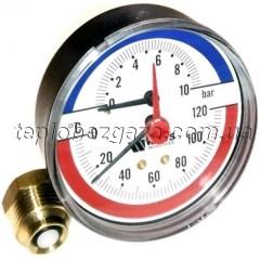 Термоманометр Watts F+R818 1/2